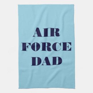 Kitchen Towel Proud Air Force Dad
