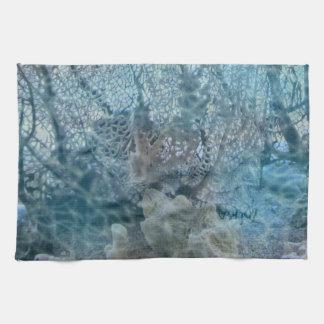 Kitchen Towel - Seascape Serenade