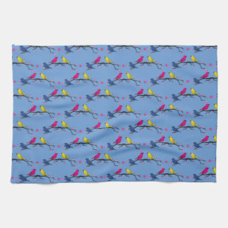 Kitchen Towel with birds