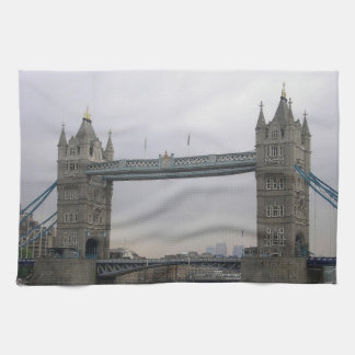 Kitchen Towel with Tower Bridge over the Thames