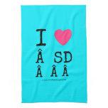 i [Love heart]   sd    i [Love heart]   sd    Kitchen Towels