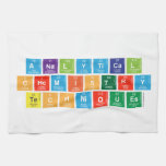 Analytical Chemistry Techniques  Kitchen Towels