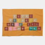 Happy  Periodic  Table Day Fellow Nerds  Kitchen Towels