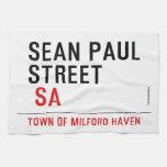 Sean paul STREET   Kitchen Towels