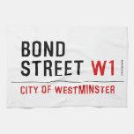 BOND STREET  Kitchen Towels
