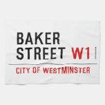 baker street  Kitchen Towels