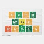 Super Smash Brothers  Kitchen Towels