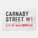 CARNABY STREET  Kitchen Towels
