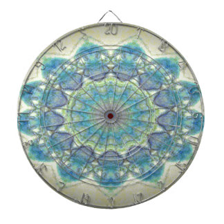 """Kitchen Towels""""Kaleidoscope"""" design-made with love Dartboards"""