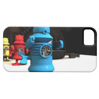 Kitchen Toy Robot Helpers iPhone SE/5/5s Case