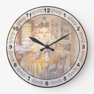Kitchen - Typical farm kitchen Clocks