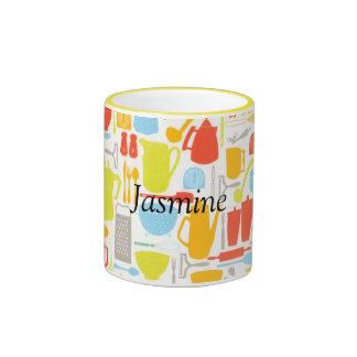 Kitchen Utensils and Appliances Mug or Stein