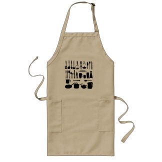 Kitchen Utensils Apron