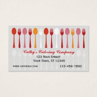 Kitchen Utensils Business Card