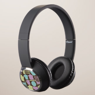 Kitchen Utensils Pattern 2 Headphones