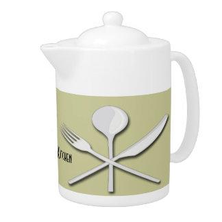 Kitchen Utensils Teapot