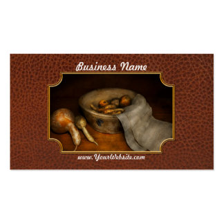 Kitchen - Vegetable - A still life with gourds Business Card