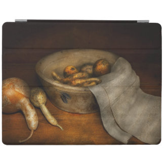 Kitchen - Vegetable - A still life with gourds iPad Cover