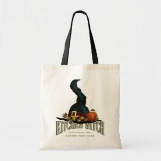 Kitchen Witch Canvas Bag