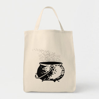 Kitchen Witch - Bubble, Bubble Tote Bag
