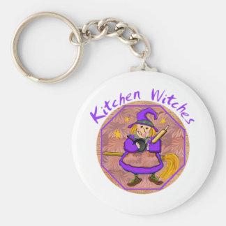 Kitchen Witch Keychains