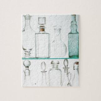 Kitchenalia cristalería botellas y jarras puzzles