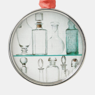 Kitchenalia, glassware, Bottles and decanters Metal Ornament