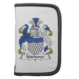 Kitchener Family Crest Planificadores