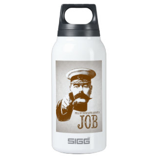 Kitchener - Pull up your pants and get a job SIGG Thermo 0.3L Insulated Bottle