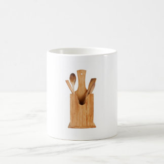 Kitchenware utensils 1 classic white coffee mug