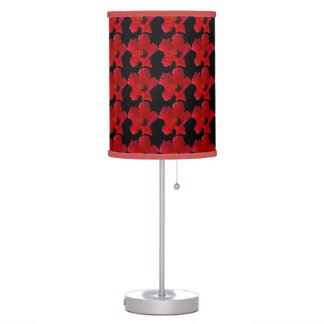 Kitchy Floral Lamp