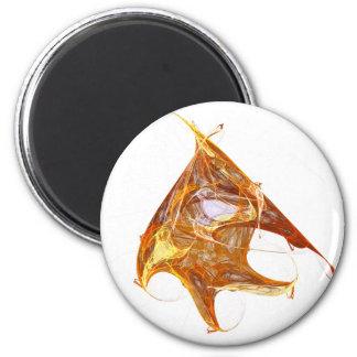 Kite 2 Inch Round Magnet
