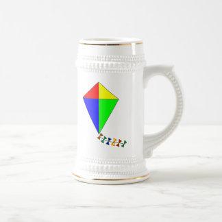 Kite Beer Stein