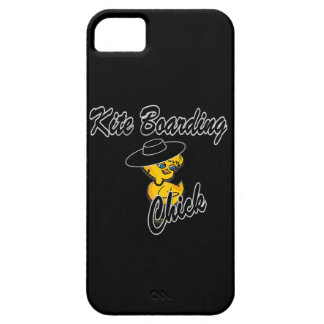 Kite Boarding Chick #4 iPhone 5 Covers