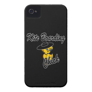 Kite Boarding Chick #4 iPhone 4 Case-Mate Cases