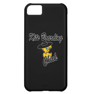 Kite Boarding Chick #4 Cover For iPhone 5C
