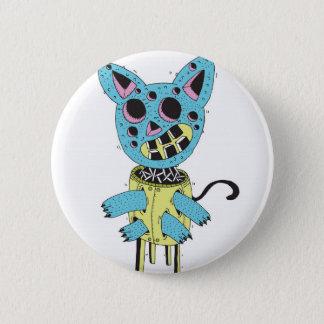 kite cat button
