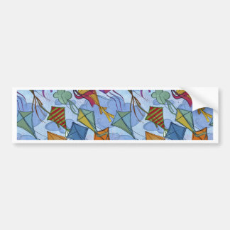 Kite Festival Bumper Sticker