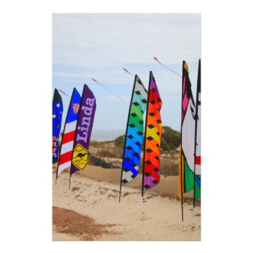 Kite festival flags stationery