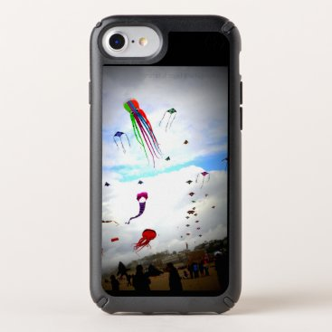 Beach Themed Kite Festival iPhone 6/7/8 phone case