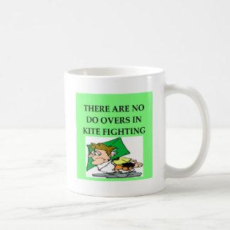 KITE fighting Mugs