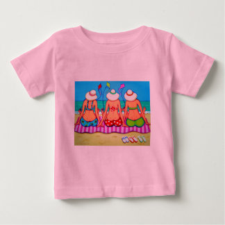 Kite Flying 101 - Women and Kites Baby T-Shirt