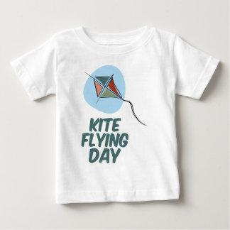 Kite Flying Day - 8th February Baby T-Shirt