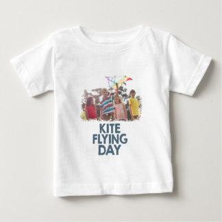 Kite Flying Day  - Appreciation Day Baby T-Shirt