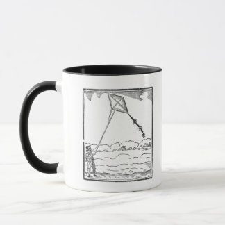 Kite Flying Mug