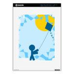 Kite Fun iPad 3 Decal