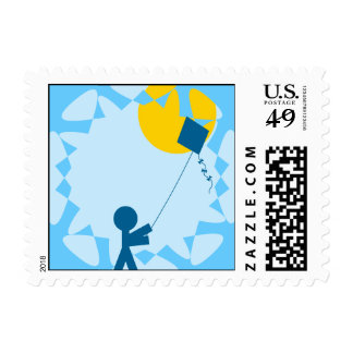 Kite Fun Postage