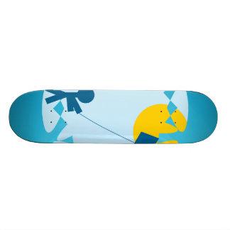 Kite Fun Skateboard Deck