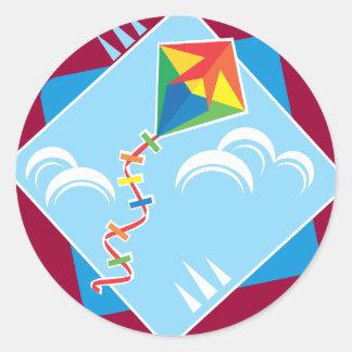 Kite Fun Sticker