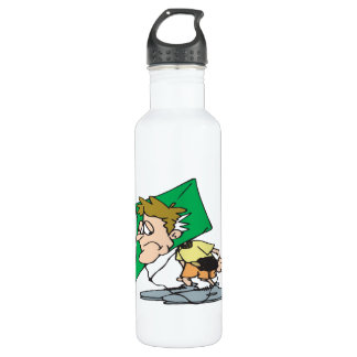 Kite Head Water Bottle